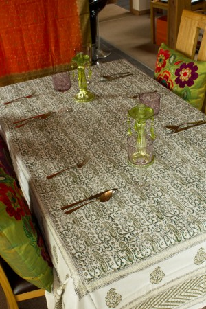 Jaipur Tablecloth (Prakariti)